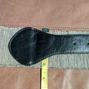 "Accessories - Wide 3"" Cinching Belt"